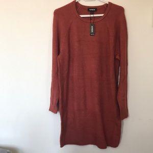 Express Long sleeve, long sweater